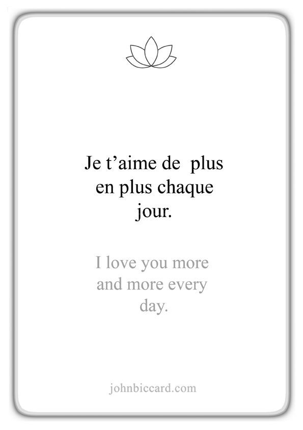 French I Love You More And More Eve Love Quotes French Love Quotes Love Quotes For Him Romantic French Quotes