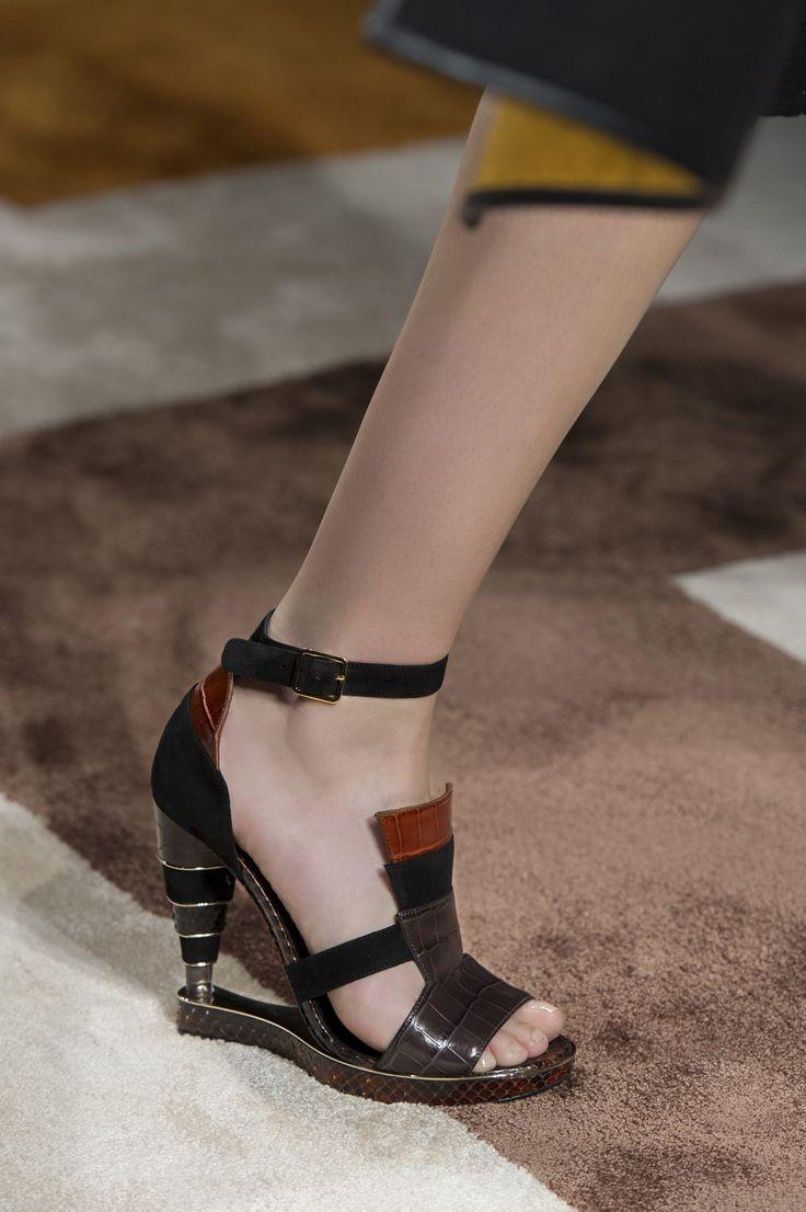 Ferragamo Women's Fall Winter 2015 Collection Shoes