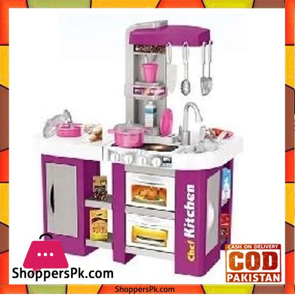 Buy Talented Chef Kitchen Set 53 Pcs For Kids At Best Price In