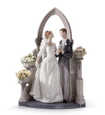 LLADRO - A VOW OF LOVE