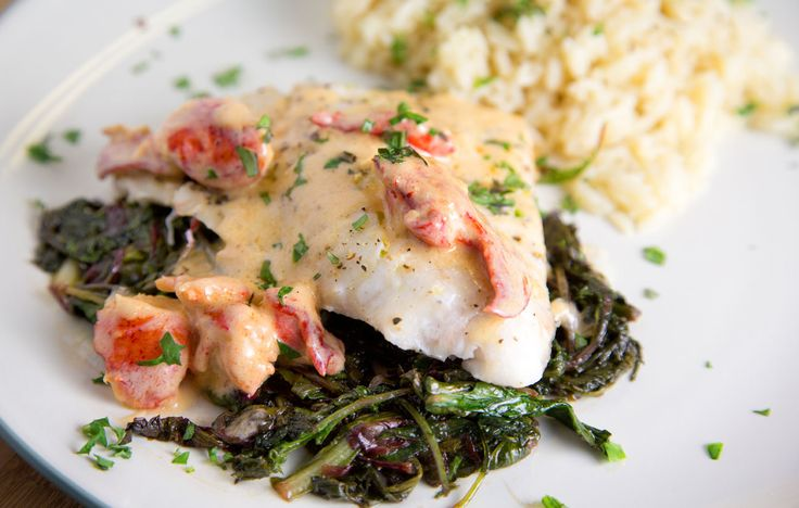 If you're looking for a Restaurant Style meal to impress your guests, look no further than my Red Snapper with a Lobster Cream Sauce, its simply delicious!