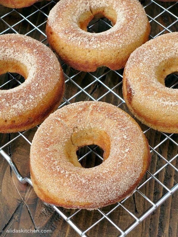 how to make soft doughnut
