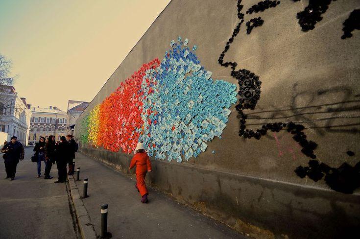 Origami Invasion In Transylvania | Bored Panda