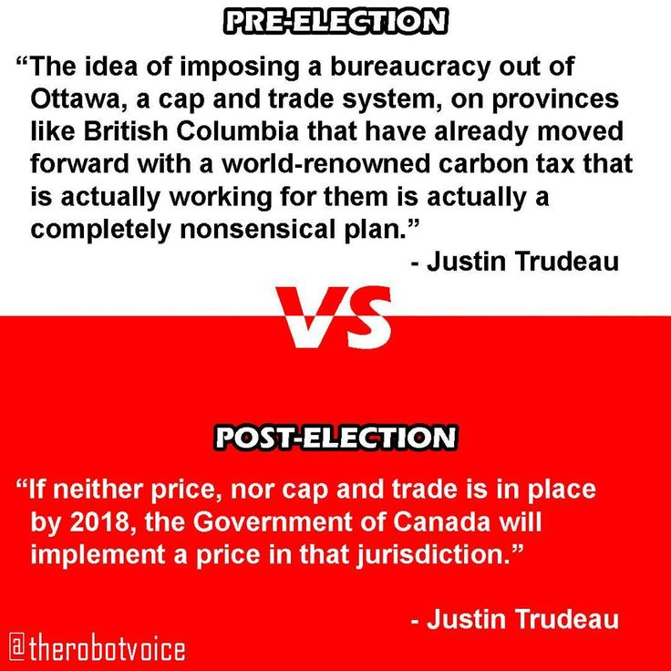 """Remember when #trudeau said during the #election campaign that imposing a beurocracy out of #ottawa to enforce a #carbon plan was nonsensical? That the #federalgovernment is """"committed to working with the provinces to reduce emissions to encourage them to hit those targets needed so that we can contribute as a responsible country again."""" Then shortly after winning the #primeminister position he signed the #parisaccord and ran back to #canada  issuing an ultimatum that either provinces…"""