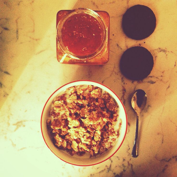 My sweet breakfast