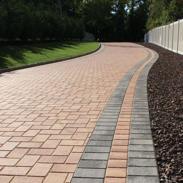 nicolock offers inspirational ideas for using pavers to transform your garden landscaping decks driveway ideaspatio - Driveway Patio Ideas