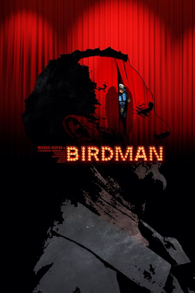 Birdman by Edgar Ascensão