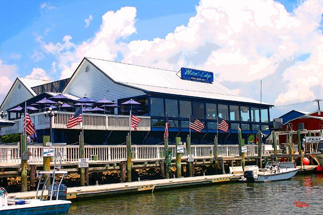 Water S Edge Restaurant Shem Creek Mount Pleasant Charleston Sc Pinterest South Carolina And Myrtle Beach