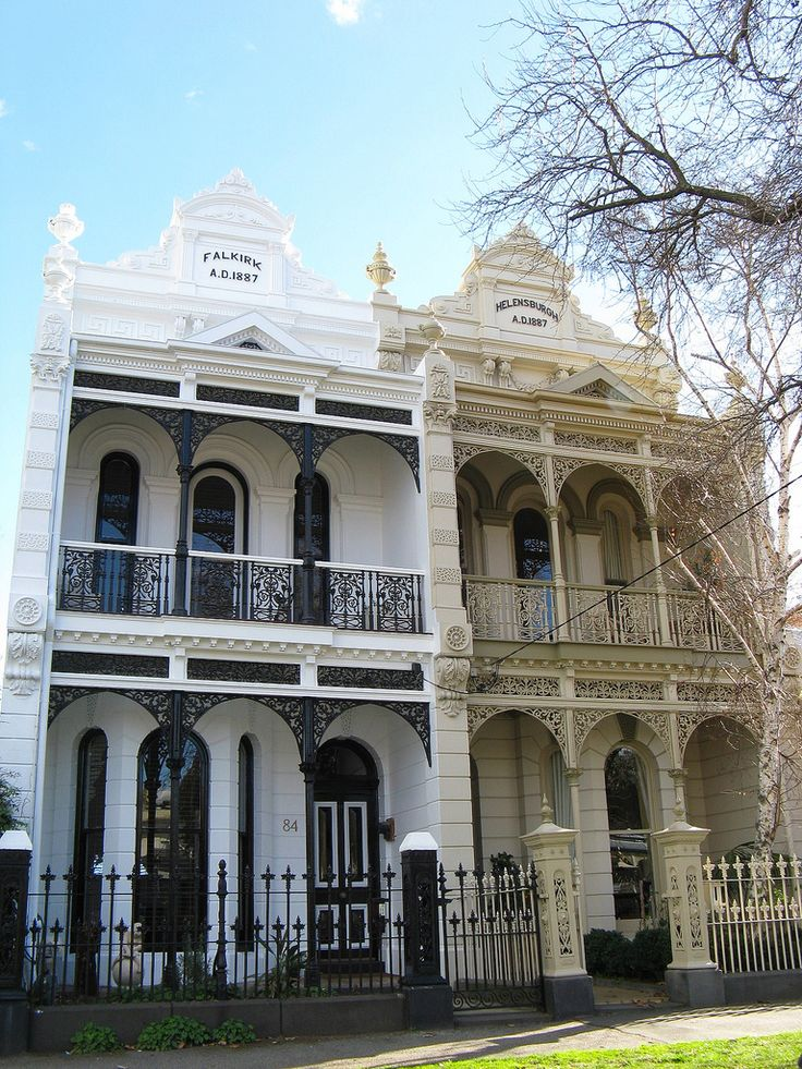Architecture and design australian architecture part 1 for Different architectural designs