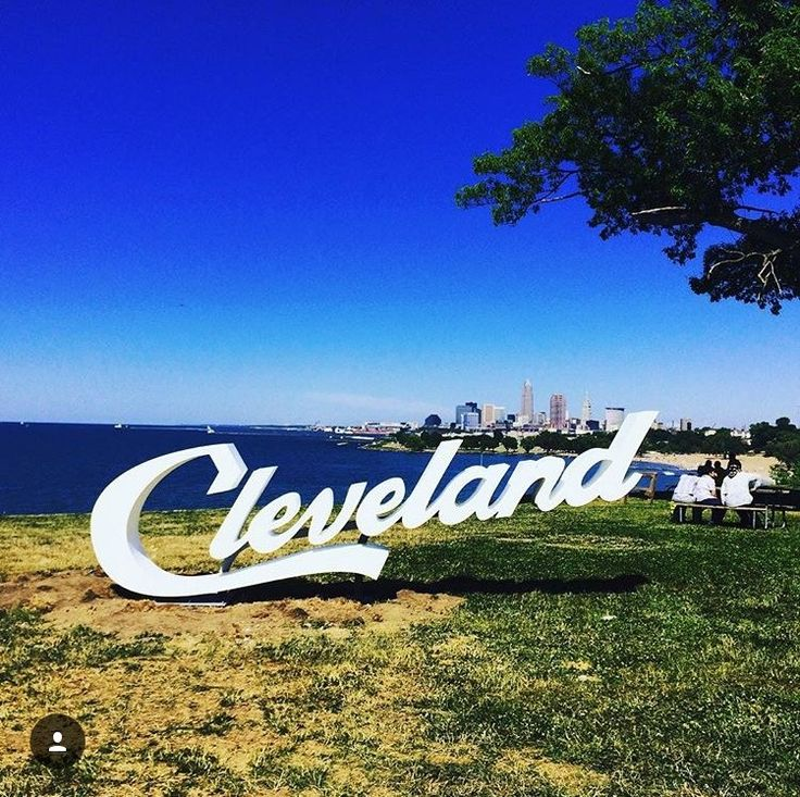 Cleveland Script Signs - Blog | Cleveland by Clevelanders - Cleveland, OH
