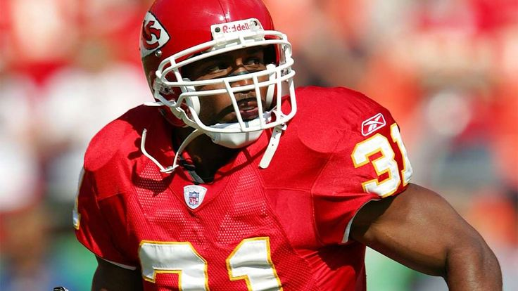 8. PRIEST HOLMES, RB, RAVENS/CHIEFS (1997-2007)  -    Holmes was signed by the Ravens in 1997 after going undrafted, and in just his second season, he was a 1,000-yard rusher. He hit his prime with the Chiefs, rushing for a league-high 1,555 yards in 2001 – his first of three straight All-Pro seasons. He led the league in touchdowns twice, proving to be one of the game's best running backs in a span of three years.  25 best undrafted players in NFL history, ranked  -  April 26, 2017