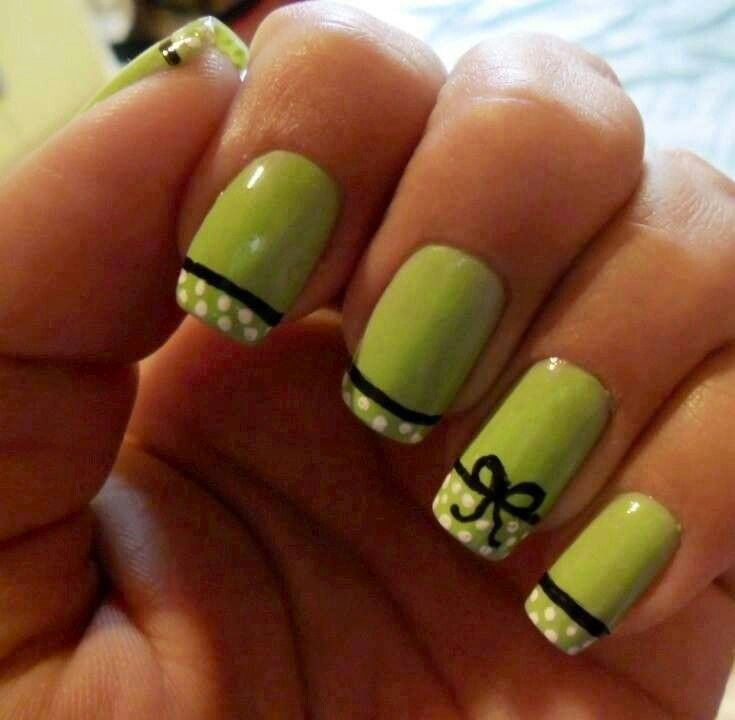 193 best Mani images on Pinterest | Nail design, Cute nails and Nail ...