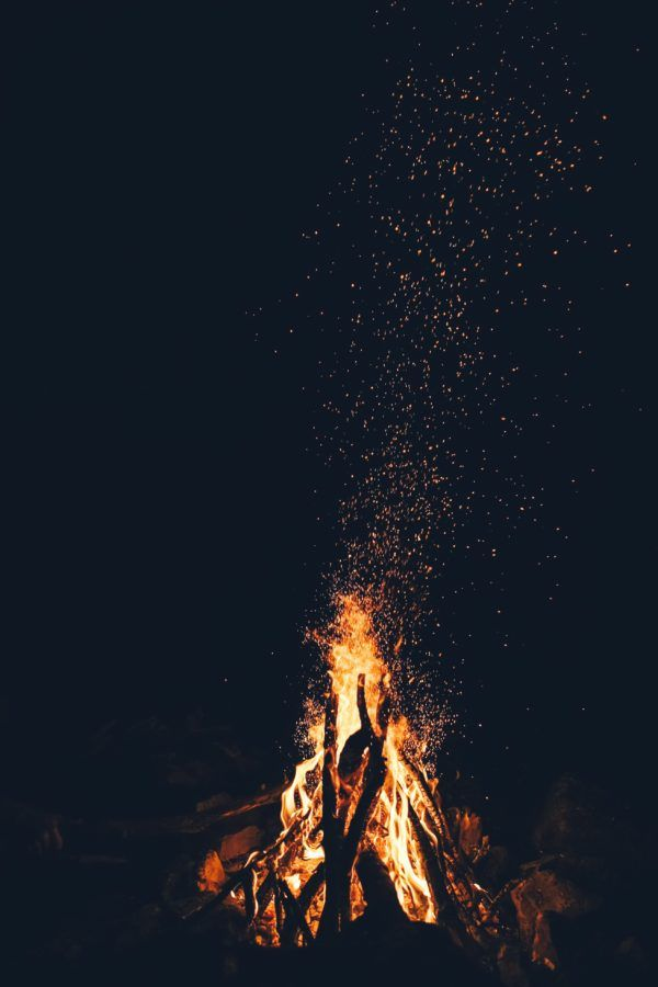 How To Start A Fire Without Matches Iphone Wallpaper Fire Fire