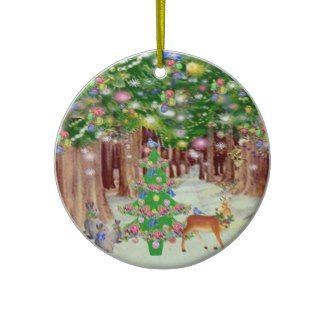 A Christmas to Remember~Marie Antoinette Christmas Ornaments