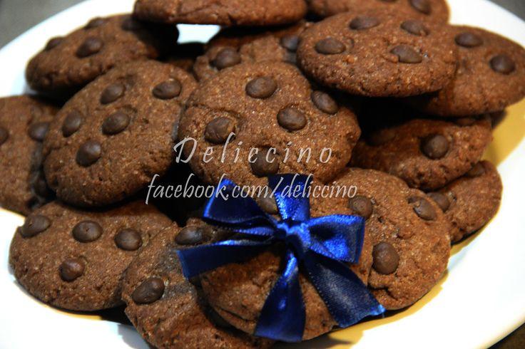 Cookies de  chocolate! <3