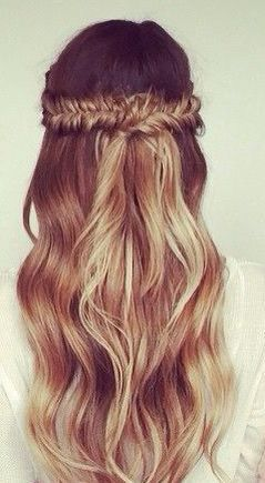 2016 Half Up Half Down Prom Hairstyles                              …