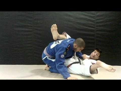 Jiu Jitsu Sweep To Triangle | Renzo Gracie Weston FL