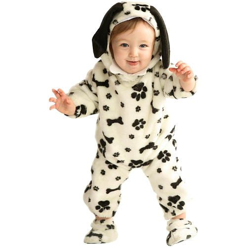 dalmatian halloween costume toddler size