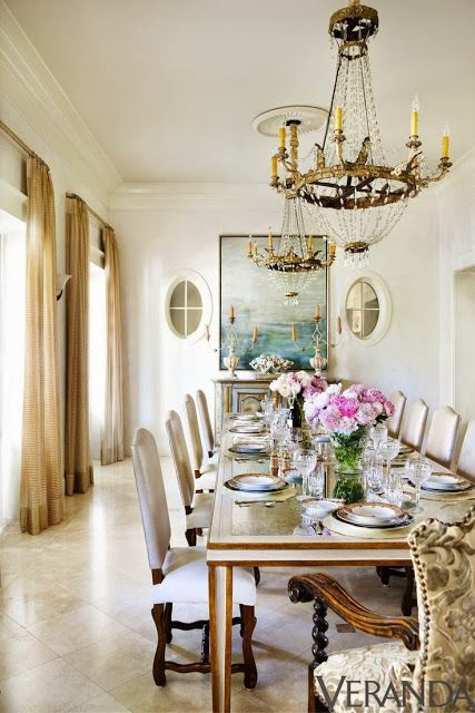 Best Dining Room Ideas Images On Pinterest Dining Room - Fancy dining room