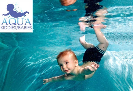 Get your water babies ready for this summer, only £30 for a 5 week course!
