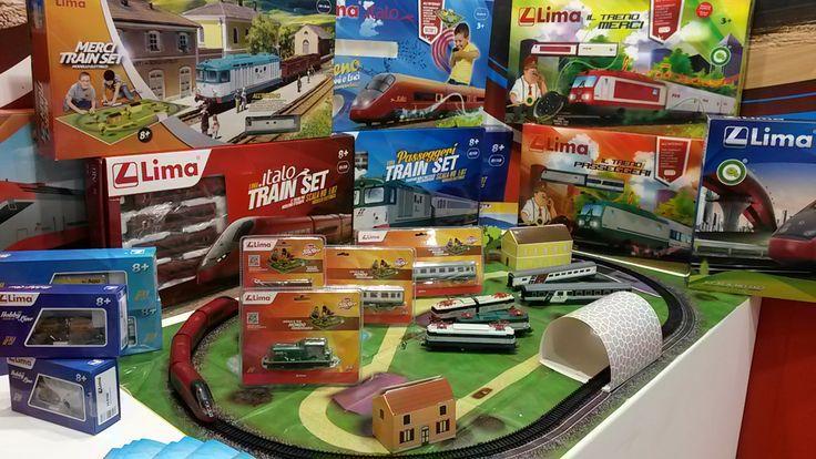 #Spielwarenmesse - Fiera internazionale del #Giocattolo di #Norimberga - #LIMA hobby line