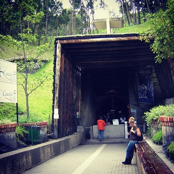Parque Jaime Duque. Zipaquirá, #Colombia