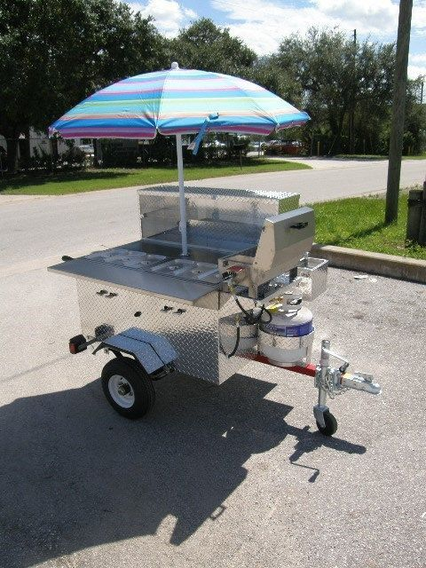 Hot Dog Carts For Sale In Florida