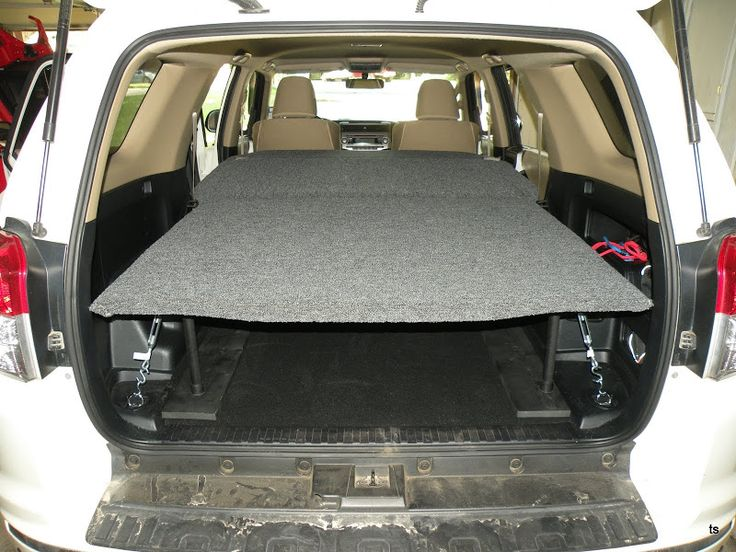 4runner 5th Gen Sleep Platform Toyota 4runner Forum