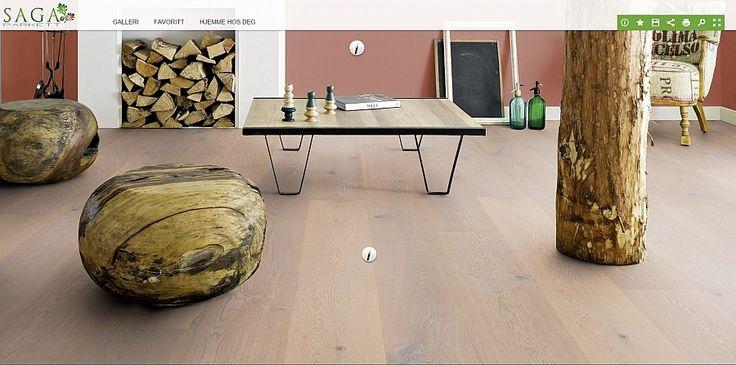 Saga Parkett Designstudio   Nyhet   Avenyen