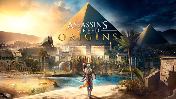 Assassin's Creed Origins #1