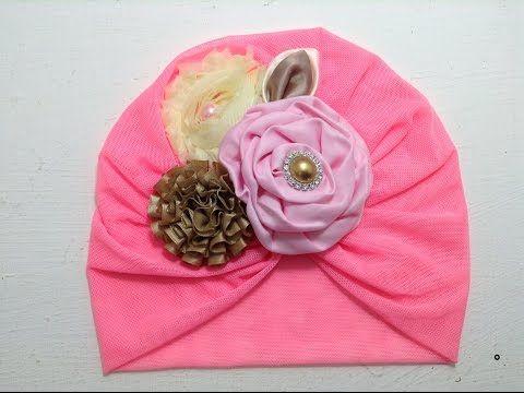 como hacer turbante cerrado plisado( Aprendo Practico y Enseño) - YouTube