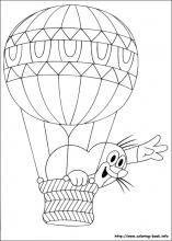 The Mole coloring pages on Coloring-Book.info