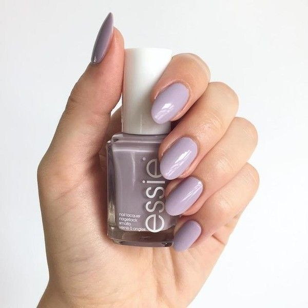 Best 25+ Lavender Nail Polish Ideas On Pinterest
