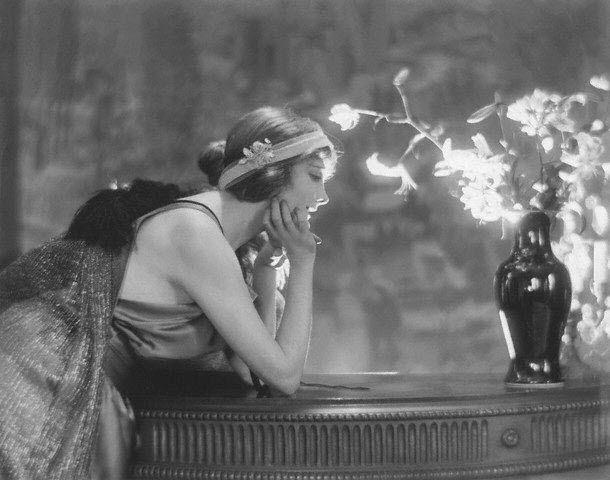 Jeanne Eagels - Chéruit dress 1921 - Louise Chéruit