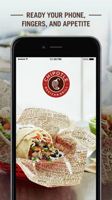 The Essential Chipotle App for Mobile Ordering