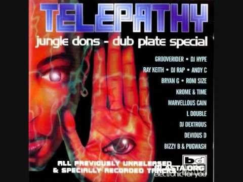 Telepathy - DJ Hype - Doomed to Fail