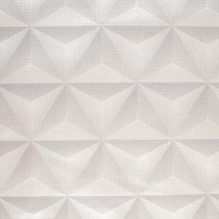 Обои на флизелиновой основе 0.53х10 м орнамент цвет белый Id UN 3301