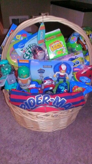 Easter Basket for a 2 year old