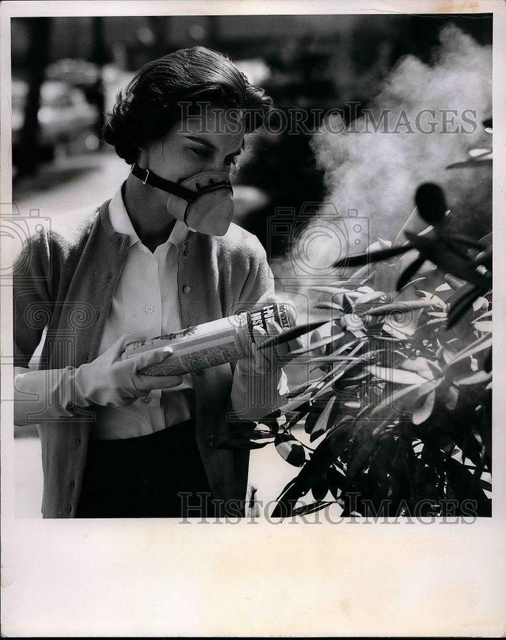 Press Photo Davol Rubber Company Resp-R-Aid All Filter Mask - nea82462 | eBay
