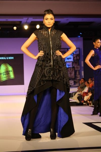 They continue to prove deft couturiers, Pankaj and Nidhi scale up the fashion charts.