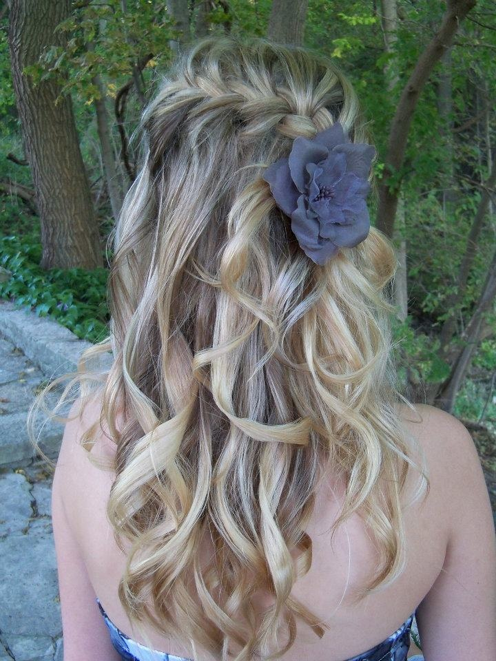 Emily's Homecoming Hair - by Vivid