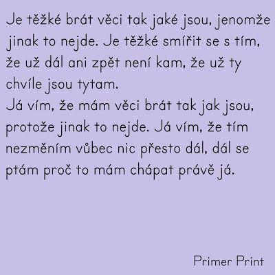 Můj papírový relax: Font, který čeština nezaskočí (26)