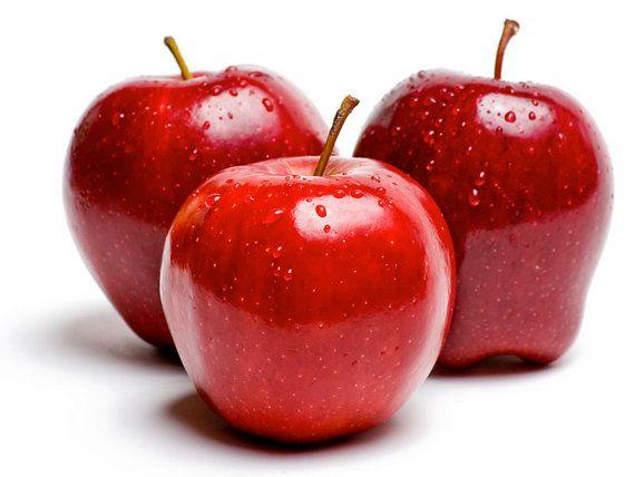 6 Macintosh Apple Scented Candle Tarts Wax Melts by AmbersAromas4U, $5.75