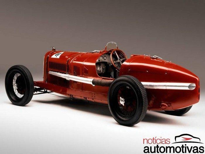 Alfa Romeo: O trevo de quatro folhas de Milão