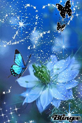 ❤️ THE BUTTERFLIES ARE FLAPPING THEIR WINGS AND THERE'S SPARKLES ALL AROUND !!!!
