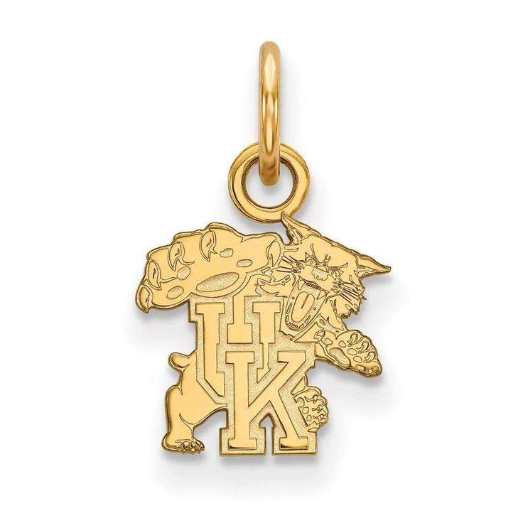 14ky LogoArt University of Kentucky XS Pendant