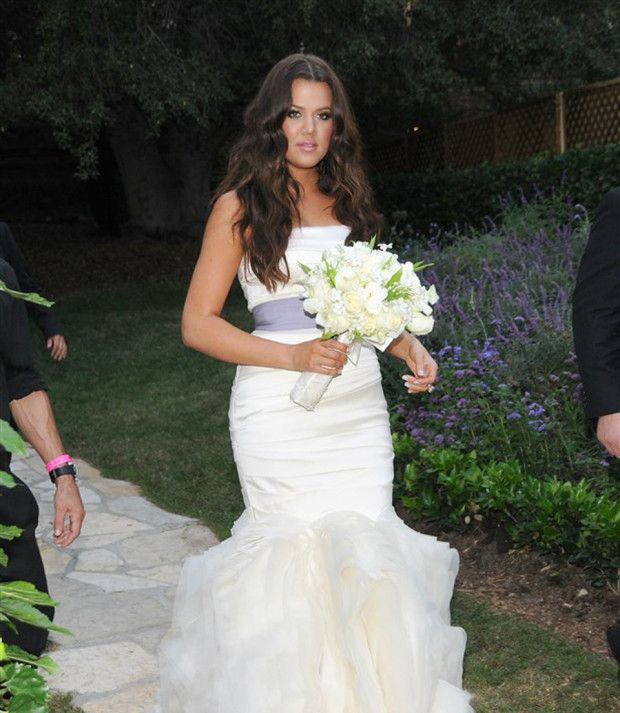 Khloe Kardashian Wedding Gown: 17 Best Images About Khloe And Lamar's Wedding On