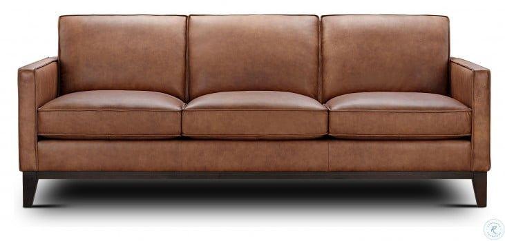 Chelsea Honey Roscoe Leather Sofa Leather Sofa Decor Leather Sofa Platform Bedroom Sets