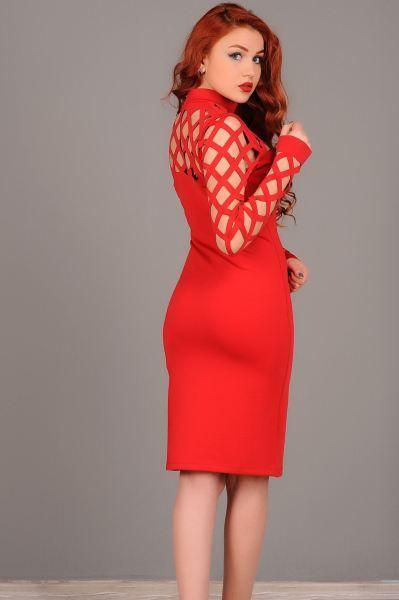 e61dba6f5dd7d #Elbise Petek Kesim Kırmızı Elbise #Tesettur #Kaliplari #Salaş #Kombin #Kısa