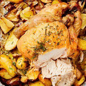 Nigella Lawson's roast chicken